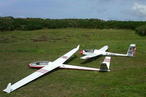 pat teakle hp 18 scale glider sailplane for rc