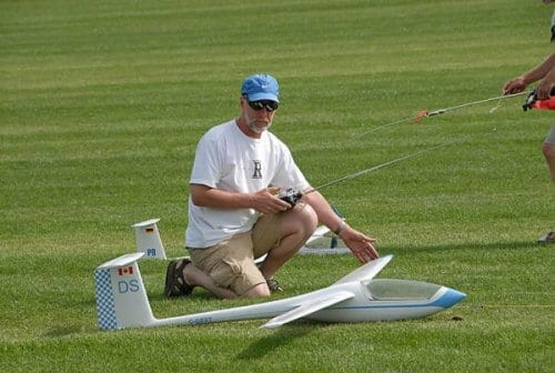 pat teakle pik 20 scale glider sailplane for rc