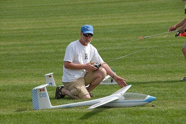 pat teakle pik 20 scale glider sailplane for rc