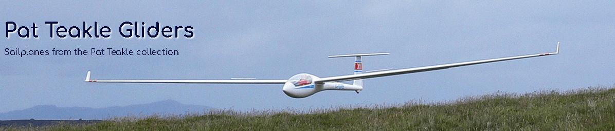 Pat Teakle Gliders Logo